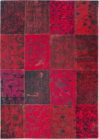 tappeti Louis De Poortere AV 8014 Vintage Red