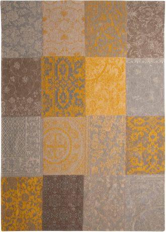 tappeti Louis De Poortere AV 8084 Vintage Yellow