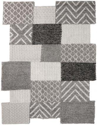 tappeto Luxmi Eclectic Agra Grey