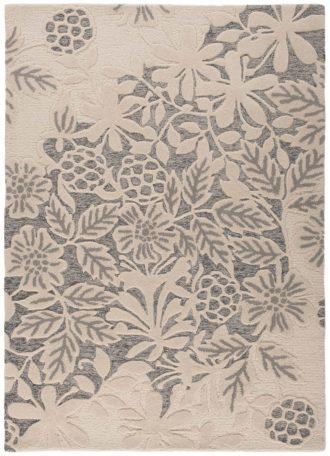 tappeto Luxmi Textures Loxley White Grey