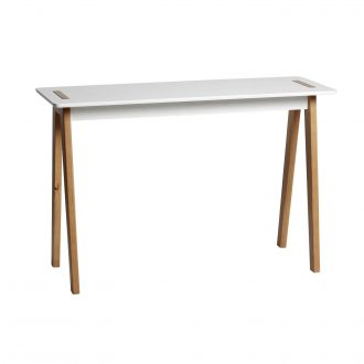 tavolo consolle Anversa Zarina 525 white 1