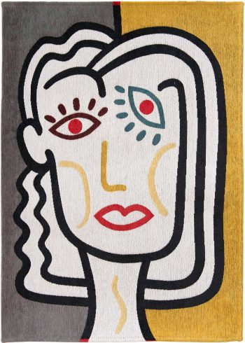 Louis De Poortere tappeto LX 9143 Gallery Dora Dorado