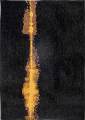 Louis De Poortere tappeto Fischbacher 9055 Linares Black
