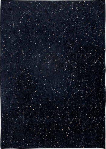 Louis De Poortere tappeto Fischbacher 9059 Celestial Night Sky