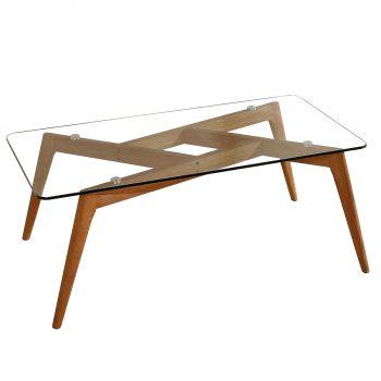 tavolo da pranzo Anversa Azurra 655 wood 1